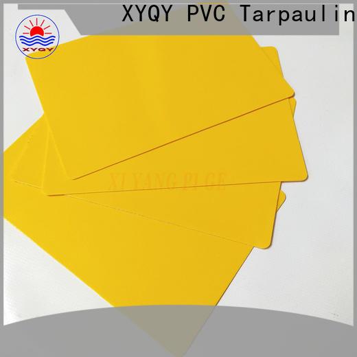 custom tarpaulin fabric strength factory for rolling door