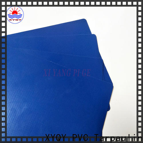 XYQY high quality pvc coated tarpaulin fabric for rolling door