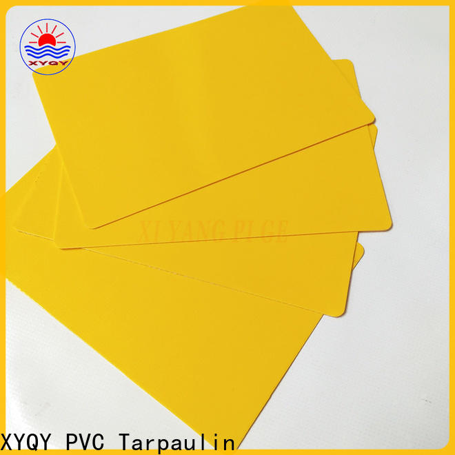 pvc coated tarpaulin fabric suppliers rolling Supply for outdoor