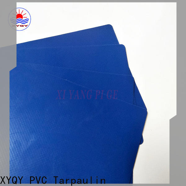 XYQY Wholesale tarpaulin fabric suppliers factory for rolling door