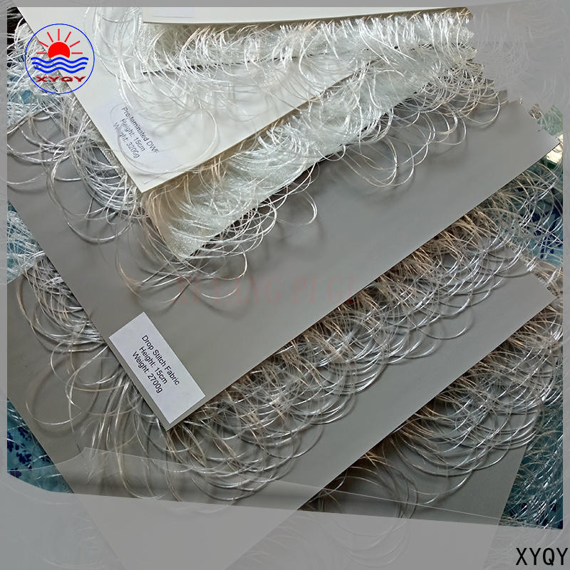 XYQY available pvc coated fabric manufacturers for boat flooring