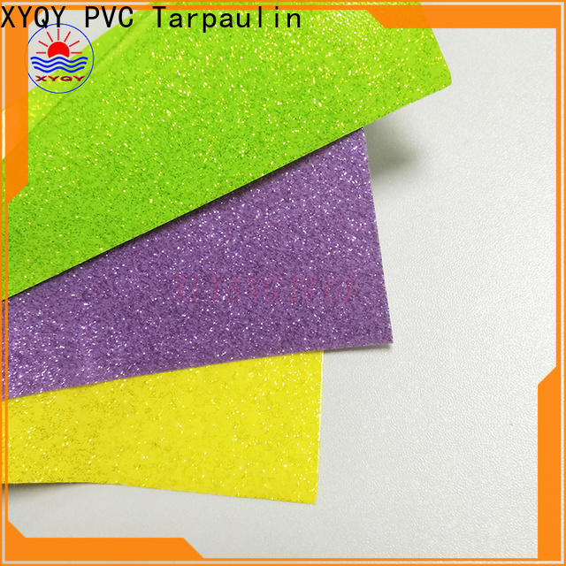 XYQY tarp pvc fabric suppliers for inflatable games tarp
