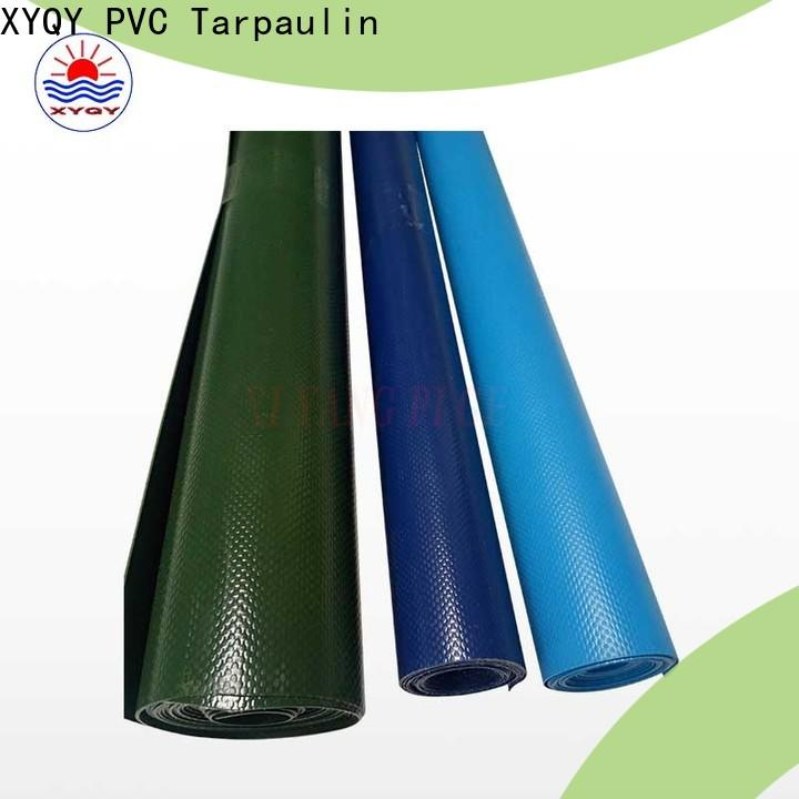 XYQY tarpaulin waterproof tarpaulin company for outside