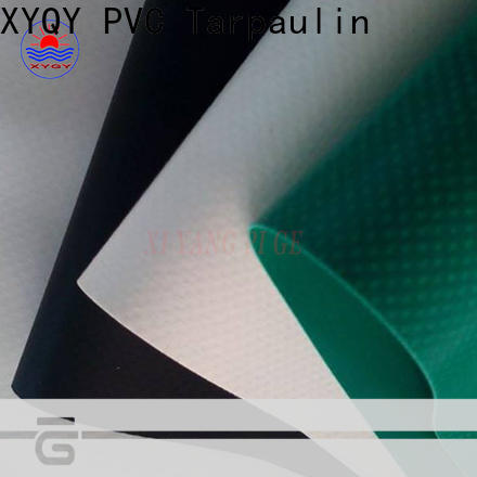 XYQY tarpaulin fabric structure design Supply for inflatable membrance
