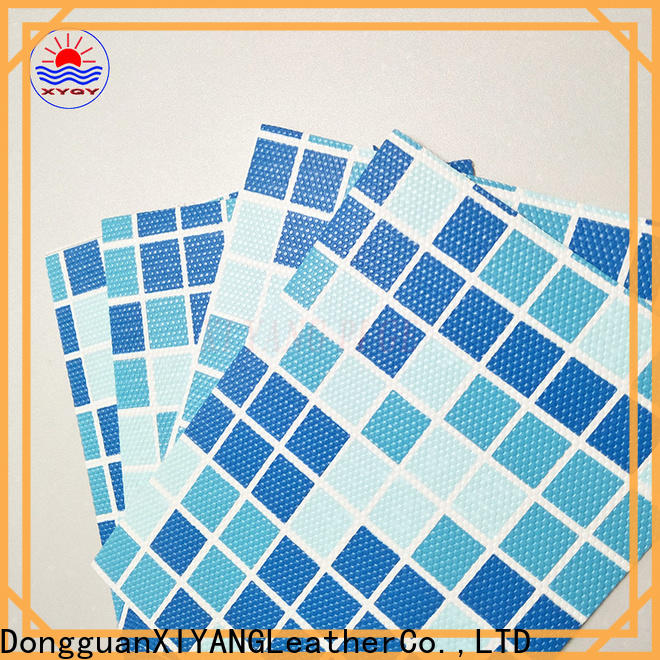 Latest 14 foot round pool liner tarpaulin company for swimming pool