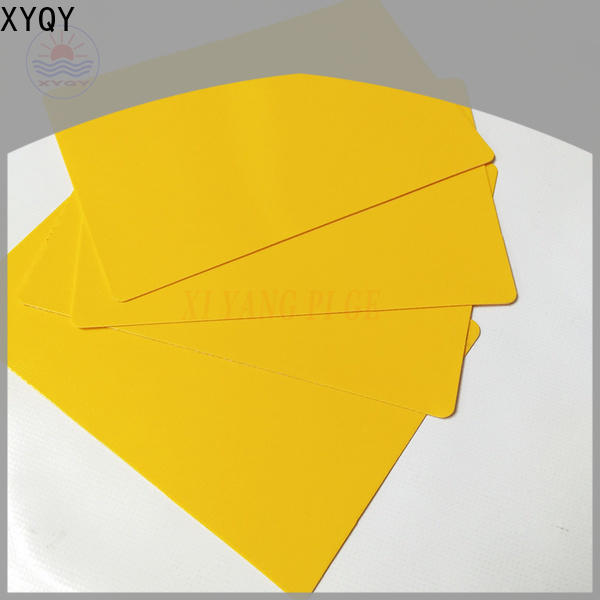 XYQY High-quality tarpaulin fabric for rolling door
