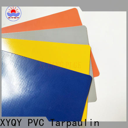 XYQY Best pvc tarpaulin fabric for outdoor