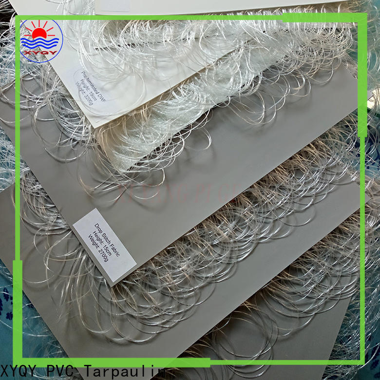 XYQY strength pvc mesh fabric for business for SUP boards