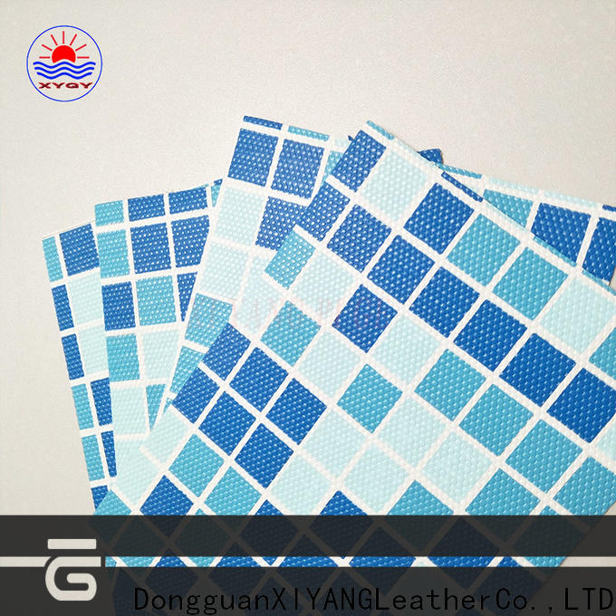 XYQY pool swimming pool liner material company for swimming pool backing