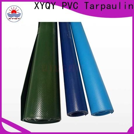 XYQY pvc large square water tanks company for sport