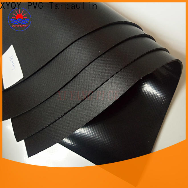 cold-resistant potable water storage bladder tarpaulin company for water and oil