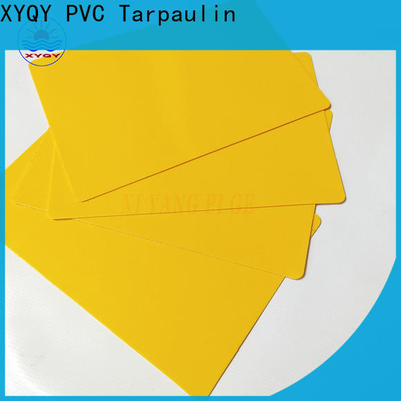 XYQY colorful Tarpaulin Fabric for Rolling Door for business for rolling door