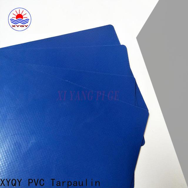 XYQY door tarpaulin materials fabrics Suppliers for rolling door