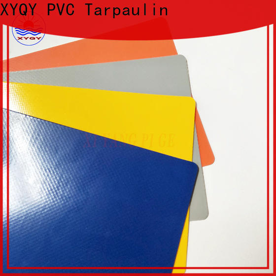XYQY High-quality Tarpaulin Fabric for Rolling Door Supply for rolling door