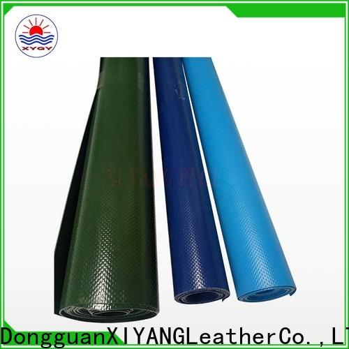 high quality fabric water tank tarpaulin for agriculture