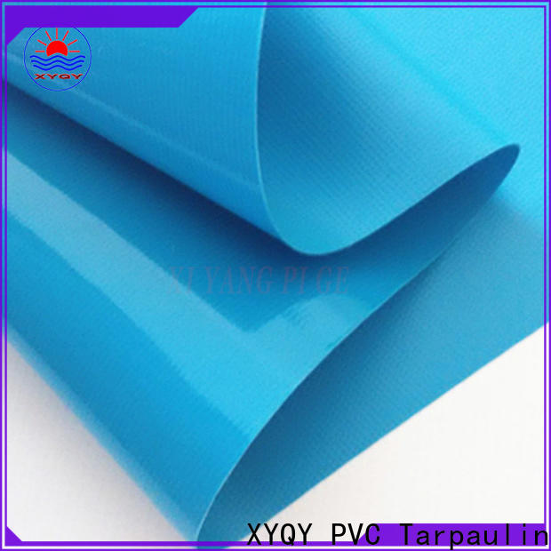 XYQY tarpaulin pvc inflatable fabric Supply for inflatable games tarp
