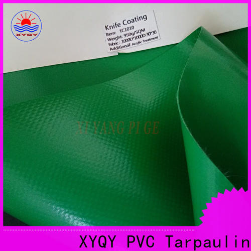Custom tensile membrane fabric structure tarpaulin company for inflatable membrance