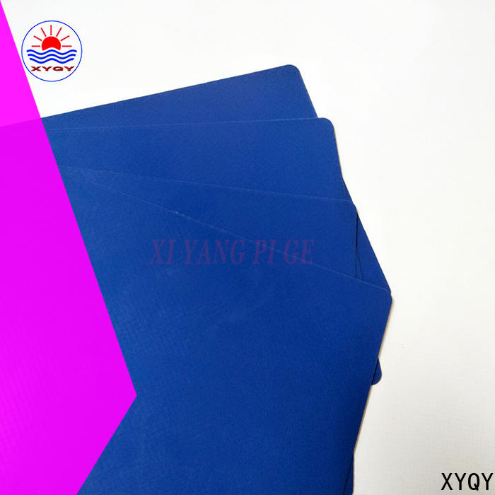 XYQY rolling tarpaulin fabric suppliers company for rolling door