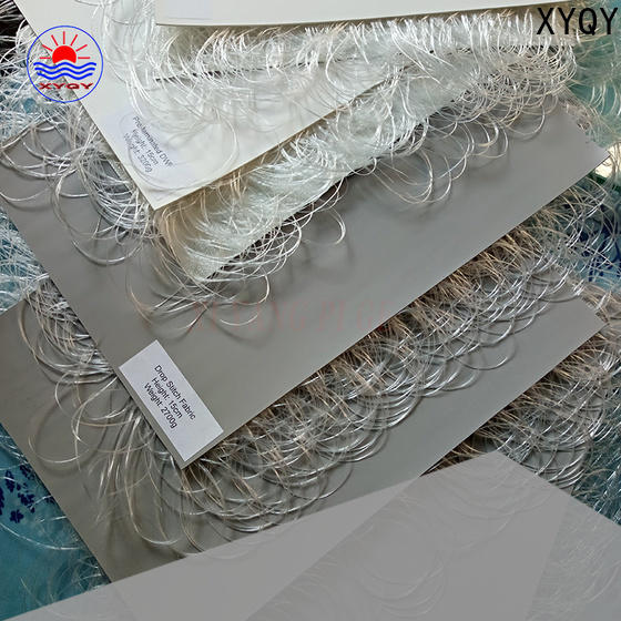 XYQY strength pvc mesh fabric for business for inflatable swimming pool