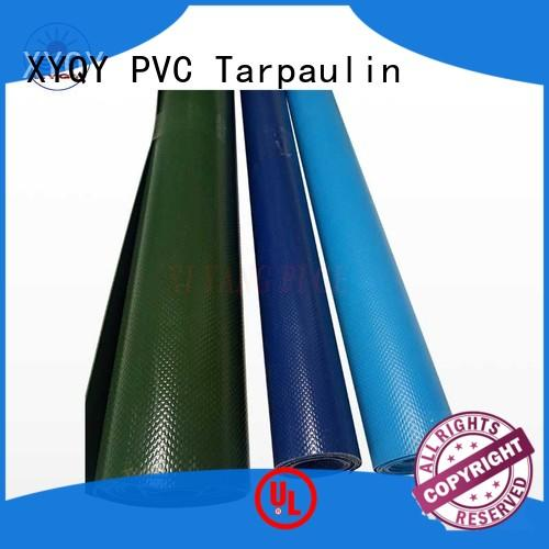 XYQY pvc waterproof pvc fabric to meet any of your requirements for sport