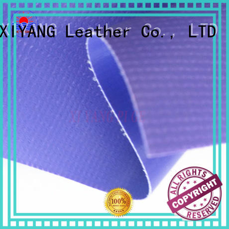 XYQY non-toxic environmental inflatable fabric with high tearing for outside