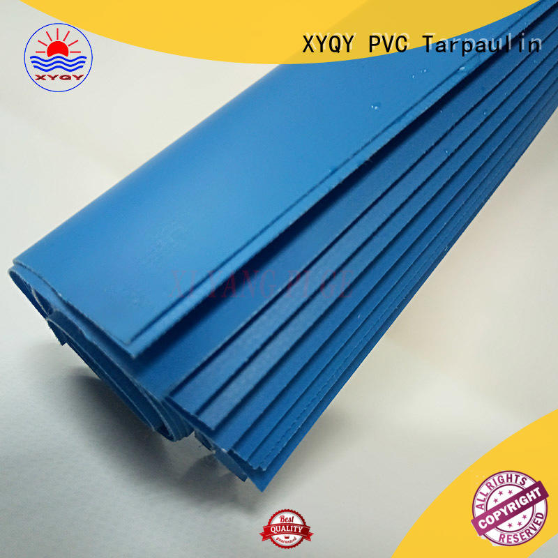 XYQY coated dump truck tarps with good quality and pretty competitive price for carport