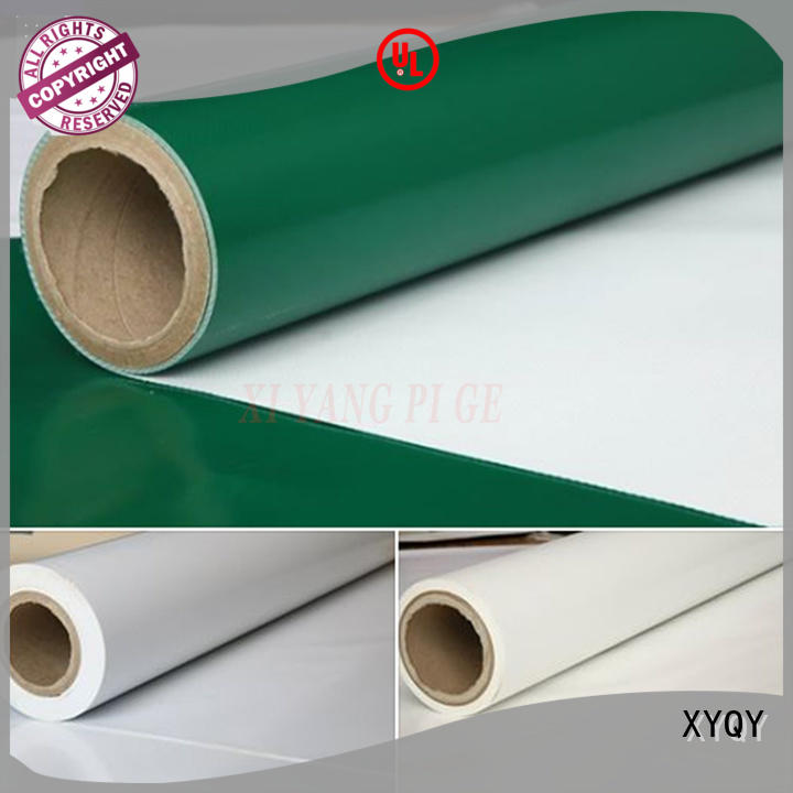 XYQY carport pvc tarpaulin fabric manufacturers for inflatable membrance