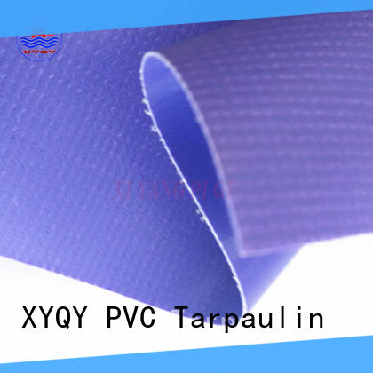 XYQY inflatable pvc raft fabric factory for sport