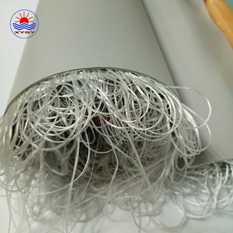 PVC coated drop stitch fabric for inflatable boat