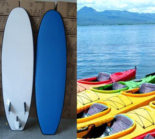 Wholesale black pvc fabric inflatable for business for SUP boards-26