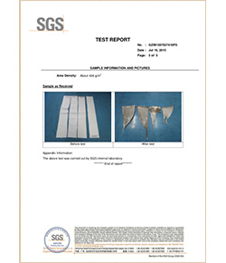 cold-resistant drop stitch fabric widely for bomb protection walls-30