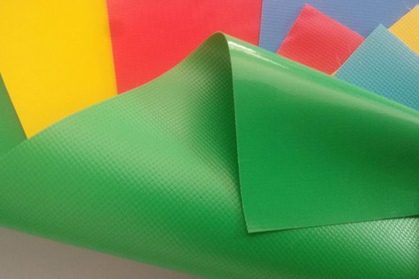 fire retardent pvc fabric material tarp Supply for indoor-5