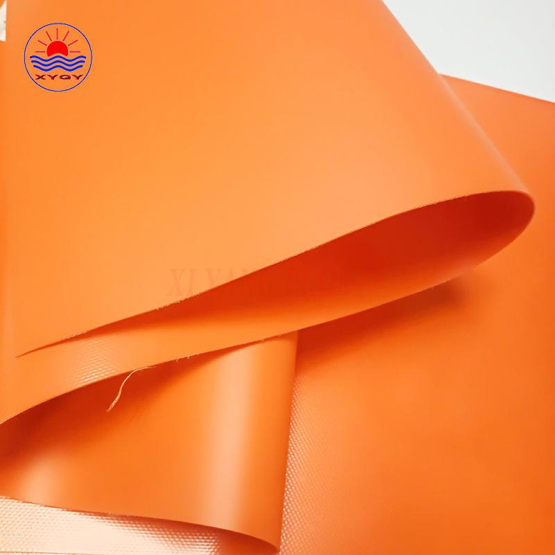 Inflatable boat pvc coated tarpaulin fabric