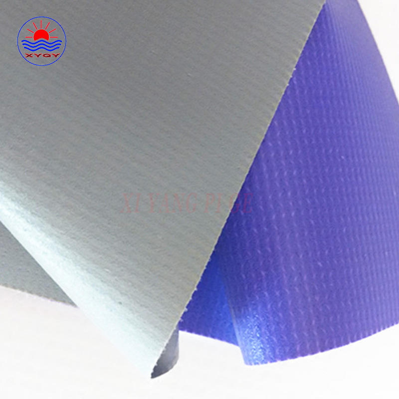 Inflatable boat fabric PVC coated tarpaulin in rowing boat