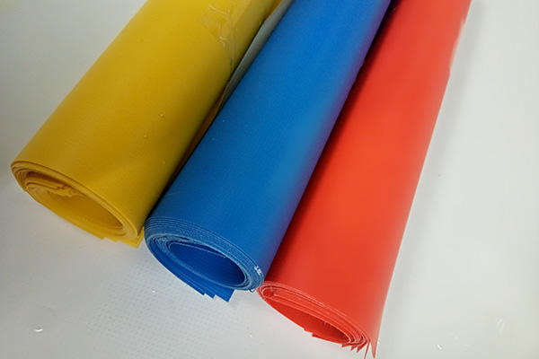 XYQY pvc tarpaulin materials fabrics Supply for awning