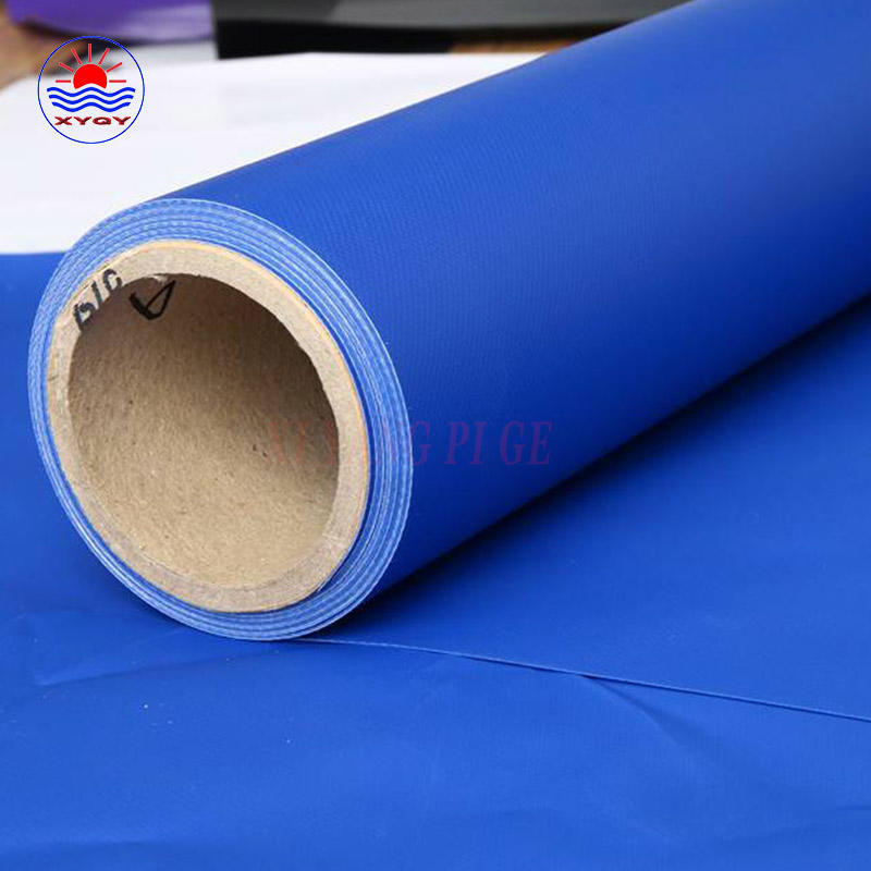 Waterproof tarp fabric vinyl coated PVC polyester for truck container