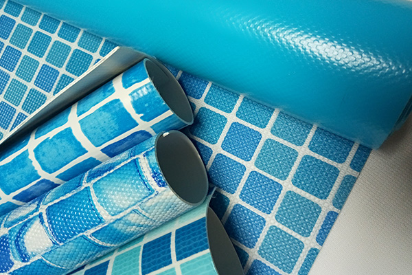 XYQY material 14 foot round pool liner manufacturers for swimming pool backing-5