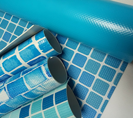 XYQY material 14 foot round pool liner manufacturers for swimming pool backing-4
