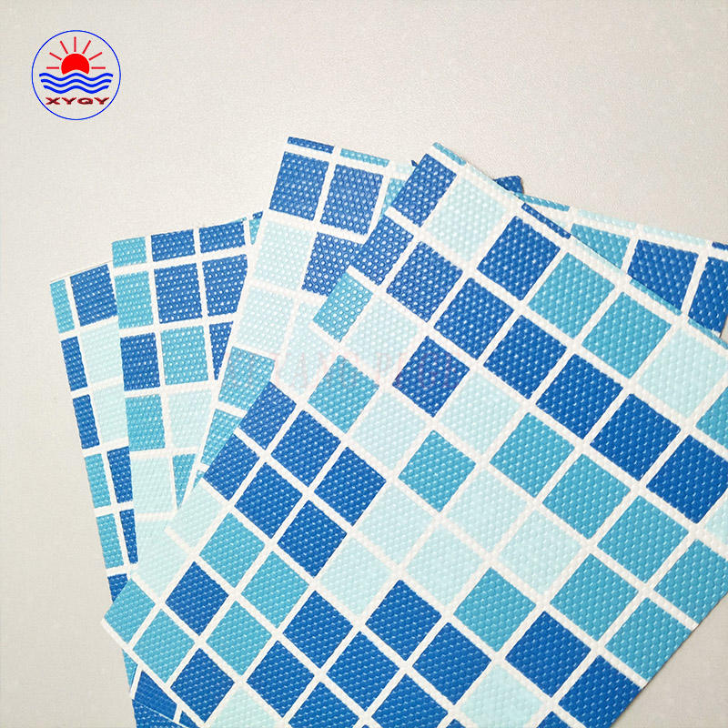 PVC coated tarpaulin fabric for large size swimming pool