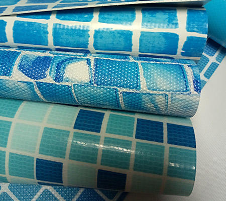 size fabric XYQY Brand pvc swimming pool fabric factory