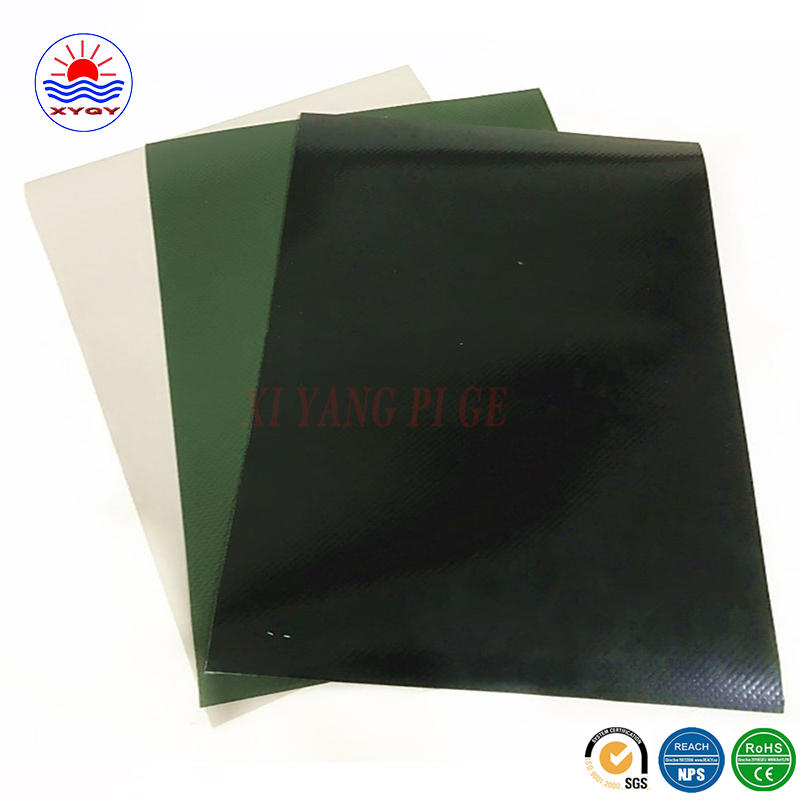 PVC coated tarpaulin fabric water tank fabric
