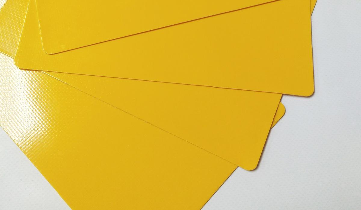 Top Tarpaulin Fabric for Rolling Door coated for outdoor-1