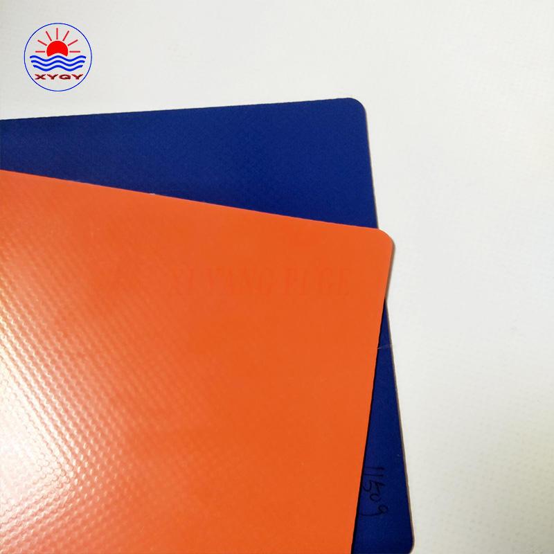 High tensile strength tarpaulin fabric rolling door fabric