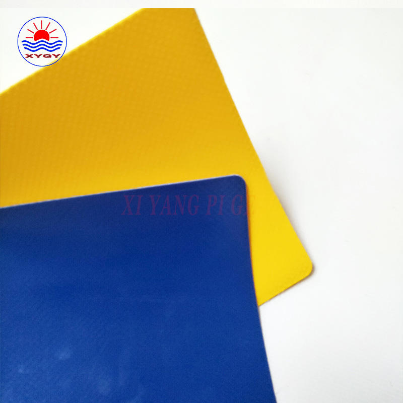 PVC coated waterproof tarpaulin rolling door fabric