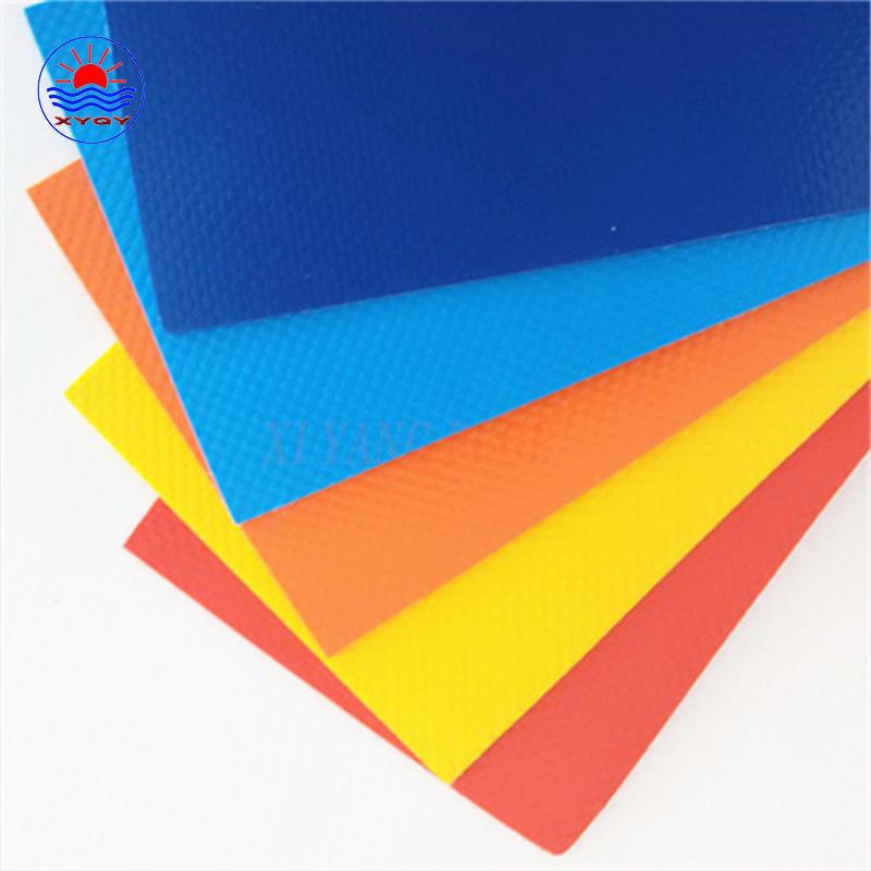 Waterproof tarpaulin fabric pool fabric