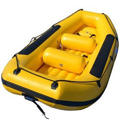 XYQY waterproof pvc inflatable boat with high tearing for outside-14