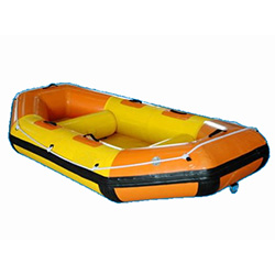 XYQY waterproof pvc inflatable boat with high tearing for outside-15