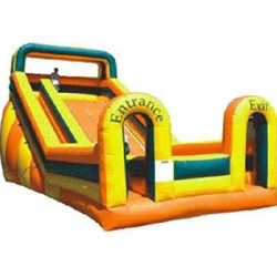 product-Inflatable castle for kids pvc coated tarpaulin fabric-XYQY-img-3