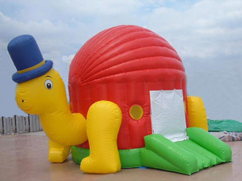 Custom mini bouncy castle for sale coated company for kids-24