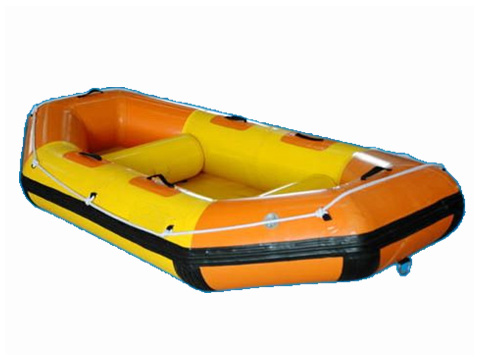 XYQY waterproof pvc inflatable boat with high tearing for outside-24